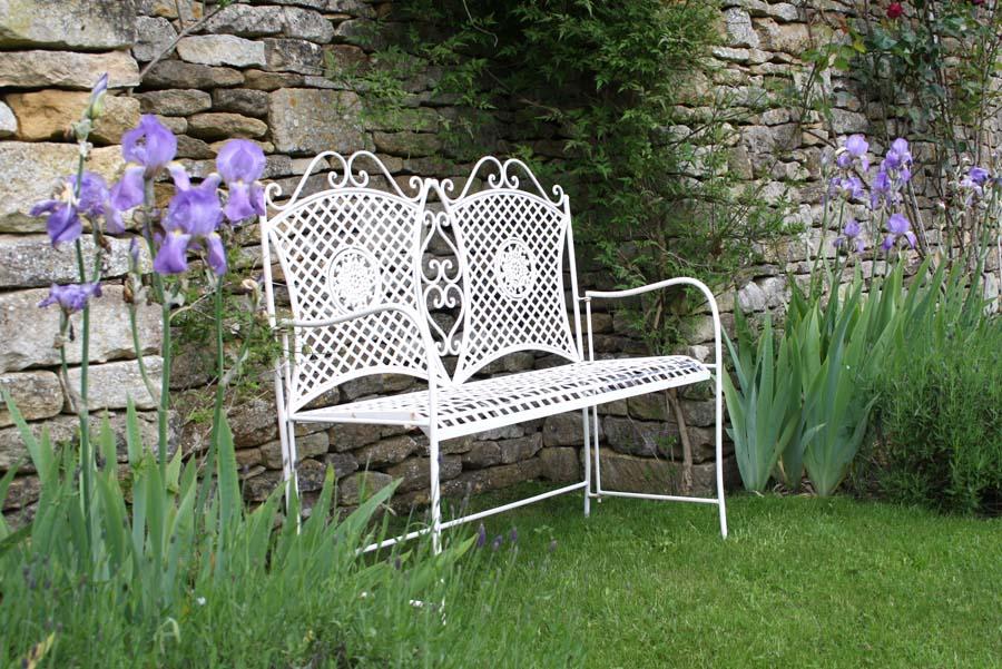En romantisk siddeplads